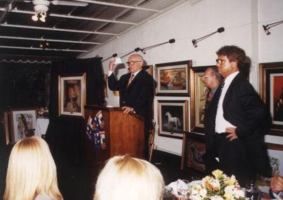 Fundación Apertura – cena y subasta – Buenos Aires – Argentina