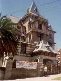 Museo Juan Carlos Castagnino a Beneficio de la Asociación Amigos del Museo.