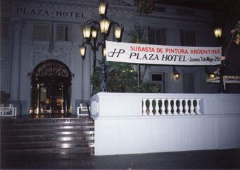 Subasta especial en el Plaza Hotel